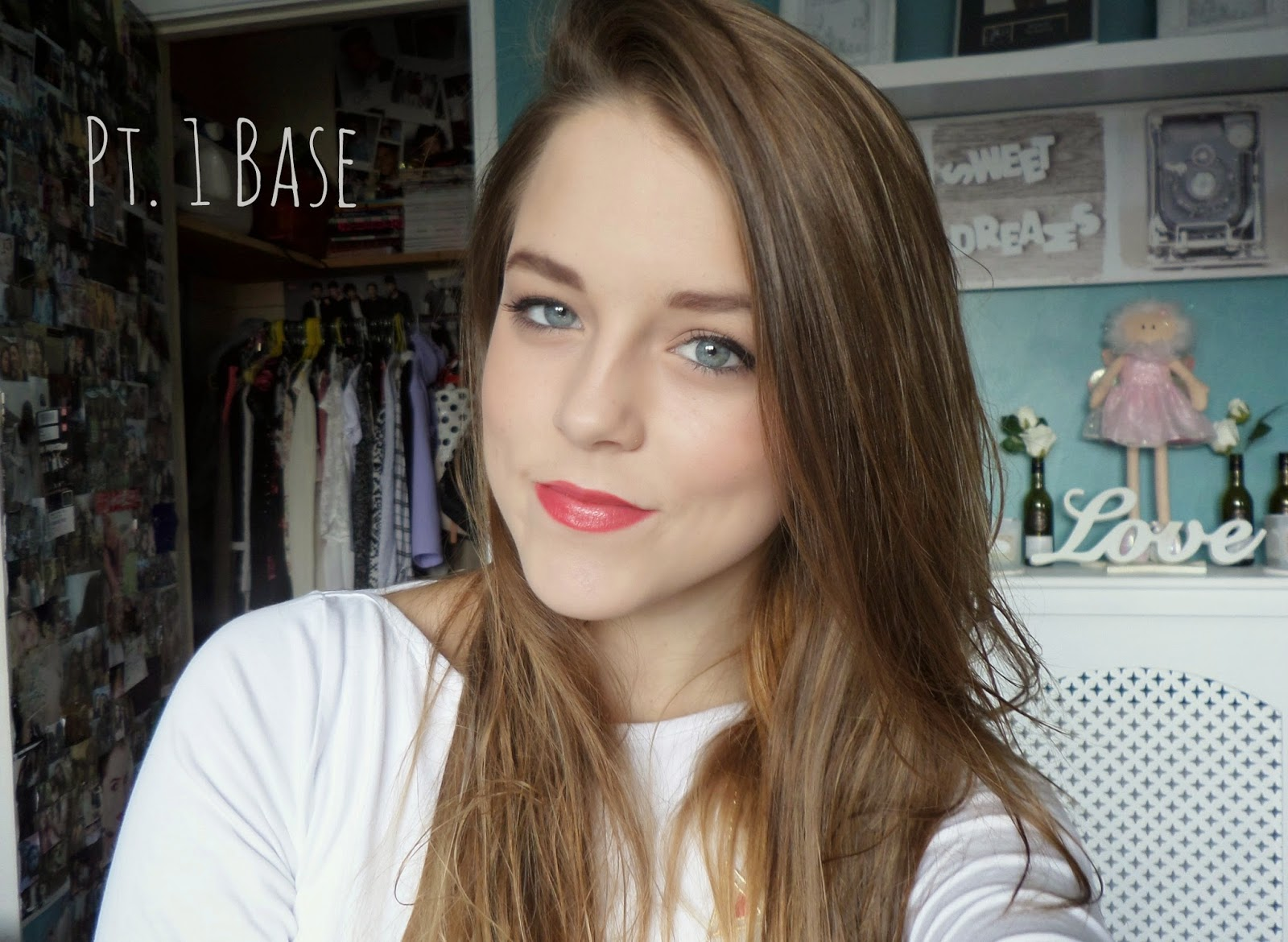 dress - Hair4 and Beauty everyday makeup essentials video