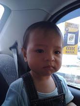 14 Months old Lil Irfan Ahmad