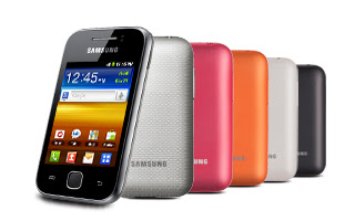Formater facilement Samsung Galaxy young