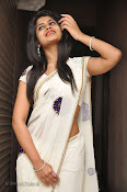 Alekhya Latest Photos in Saree at Donga Prema Audio-thumbnail-9