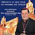Programa de actividades para la llegada del V Arzobispo de Yucatán - indispensable acreditación previa para medios