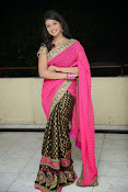 Sandeepthi Gorgeous in Designer Saree-thumbnail-17
