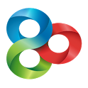go launcher apk ex logo