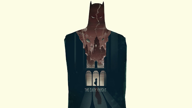 Batman the dark knight artwork HD Wallpaper