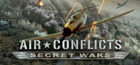Air Conflicts Secret Wars pc full español