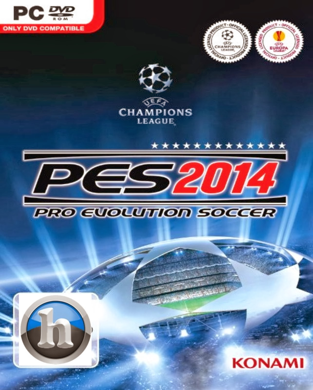 Pro Evolution Soccer ( PES ) 2014 - RELOADED Crack Free Full PC