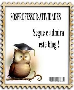 PRESENTE DA AMIGA BETA DO BLOG SOS PROFESSOR-ATIVIDADES. AMEI OBRIGADA!