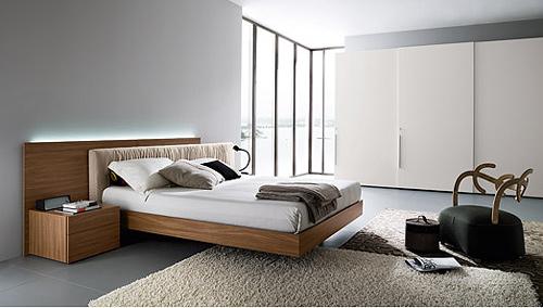 Dormitorios minimalistas con estilo dormitorios con estilo for Arredamento minimalista design