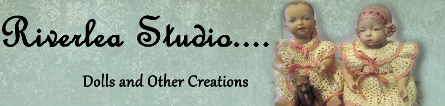 Riverlea Studio ....Dolls and Other Creations