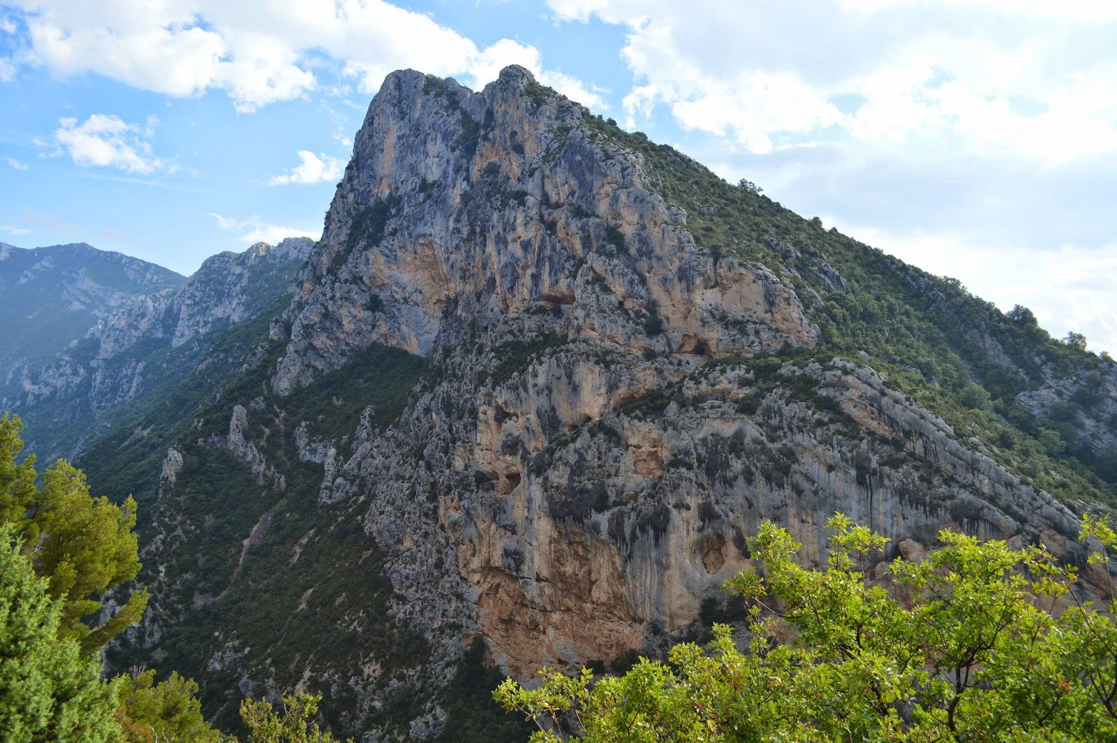 Where to go on summer holiday Gorges du Verdon South of France