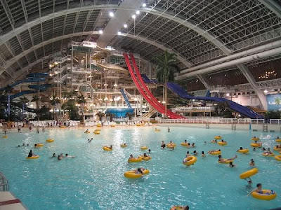 West Edmonton Mall in Alberta