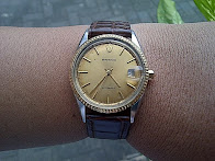 FOR SALE JAM KUNO MODEL ROLEX :