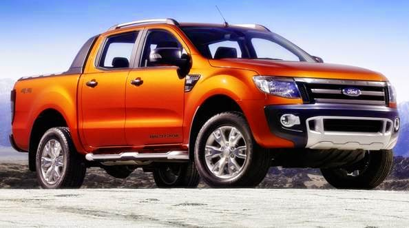 Ford Ranger Wildtrak 3.2 Fuel Consumption