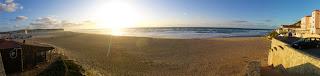 Surf spot.