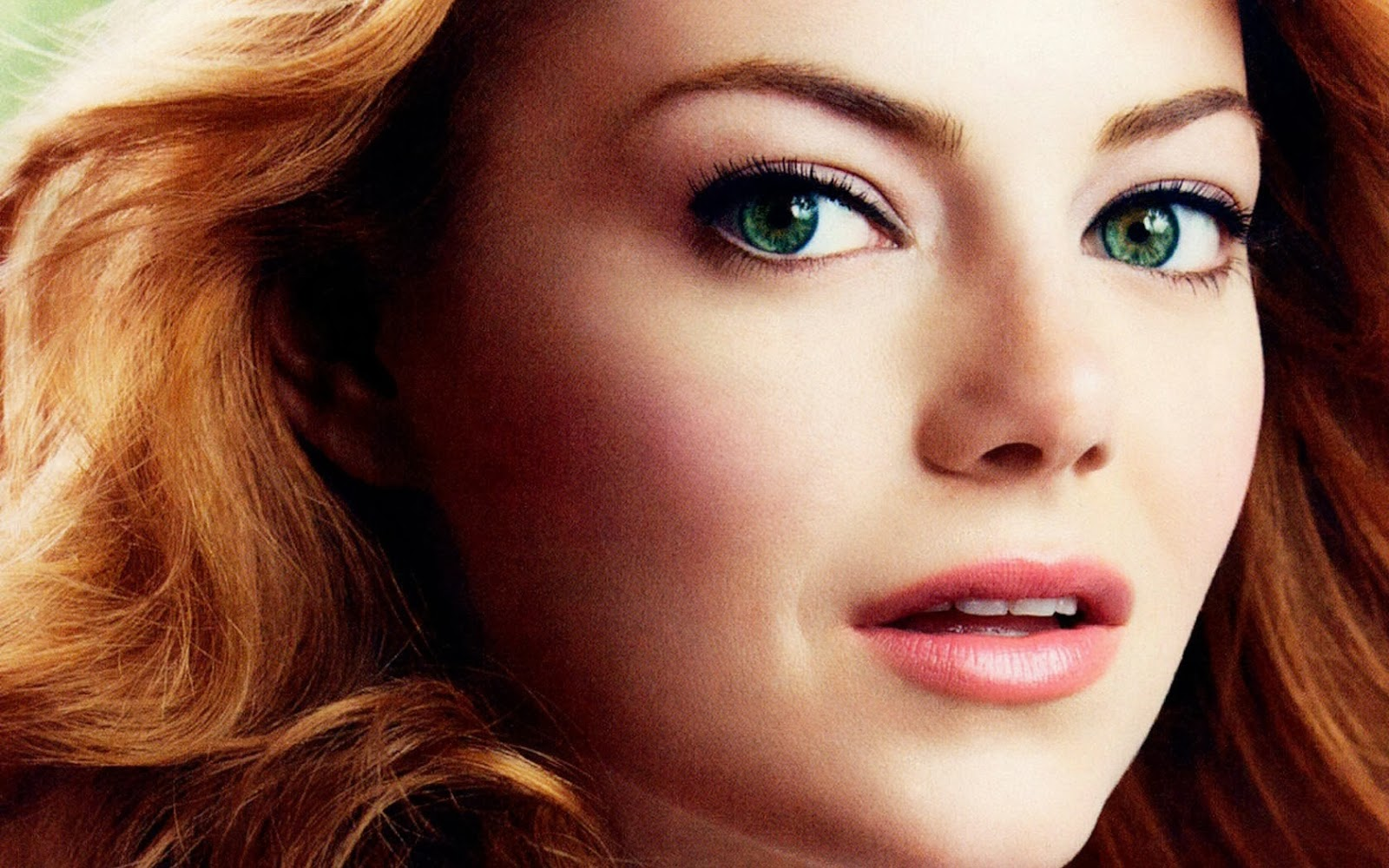 Collection of Fabulous Eye Makeup: Emma Stone Eye Makeup