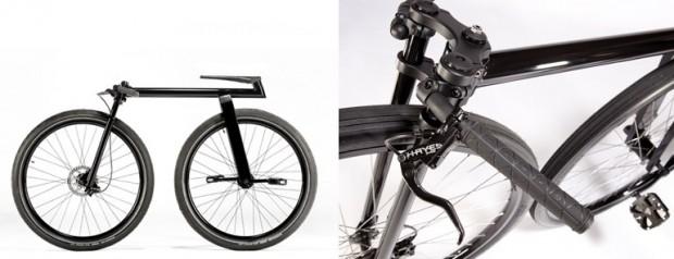 ... ハイテク!?自転車です