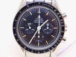OMEGA SPEEDMASTER PROFESSIONAL CHRONOGRAPH MOONWATCH 42mm PATINE INDEX - MANUAL WINDING CAL 861