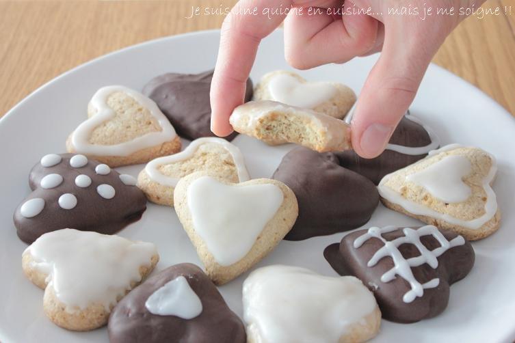 Mon copain, qui n\u0027aime pas le pain d\u0027épices, et qui m\u0027a dit que ma recette  ne le tentait pas, a dévoré ces biscuits !