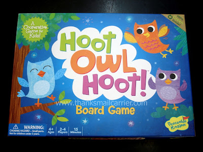 Hoot Owl Hoot review
