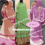 Ghumaisyah Set SOLD OUT