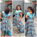 Debonke Asoebi Style: Creative and Beautiful Ankara Style 2015