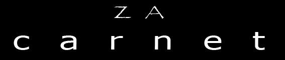 ZA carnet