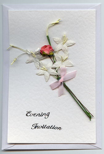 Trend 1: Handmade invitation Cards