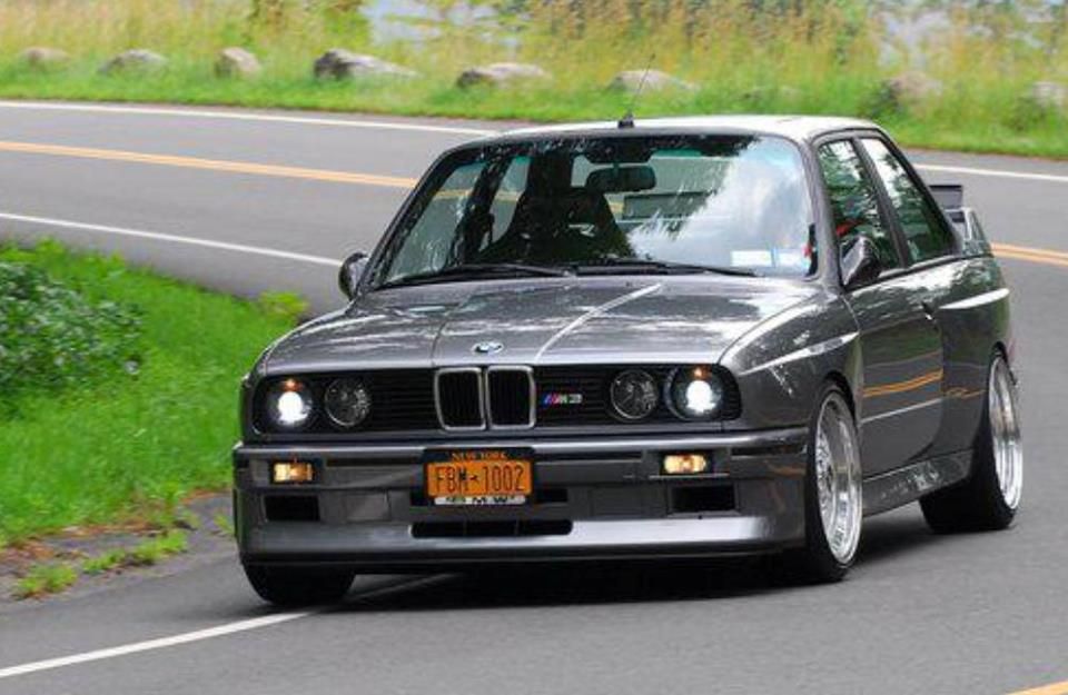 Bmw E30 M3 Bmw Car Pictures