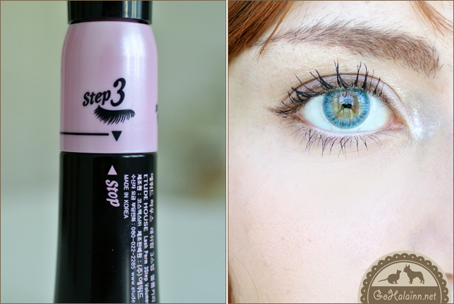 Etude House Lash Perm 3 Step Volumecara Mascara Review