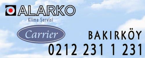 Bakırköy Alorka Carrier Klima Bakımı