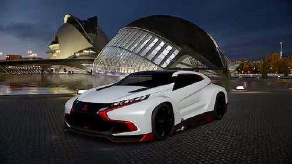 Foto Mitsubishi XR-PHEV Evolution Gran Turismo