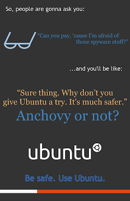 ubuntu lebih aman ketimbang Windows