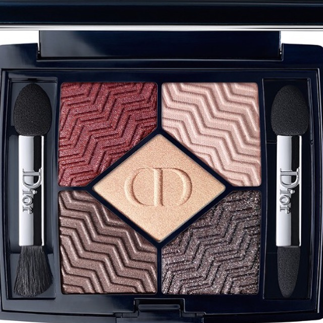 CHRISTIAN DIOR STATE OF GOLD HOLIDAY 2015 MAKEUP COLLECTION