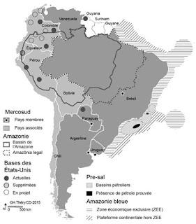 Presencia de Brasil en el mundo actual