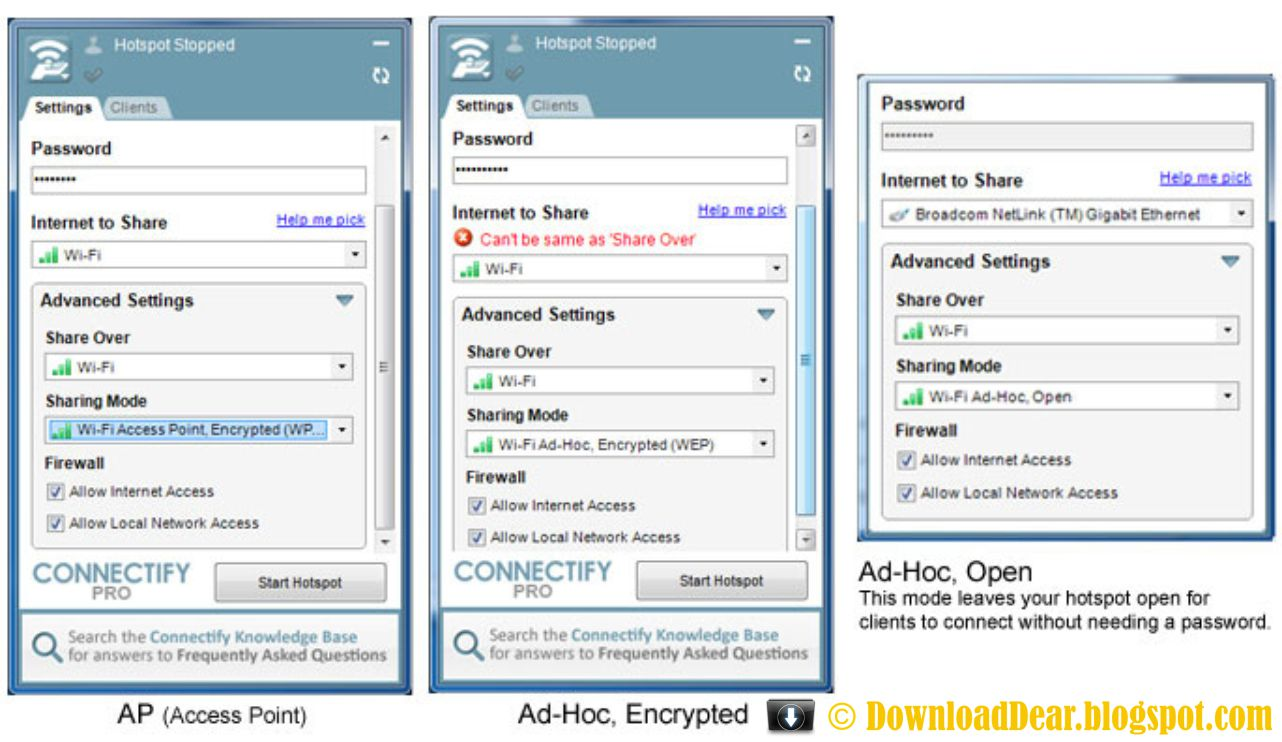 WatFile.com Download Free Download Connectify Hotspot Pro 4 3 0 Full Free | Download Dear