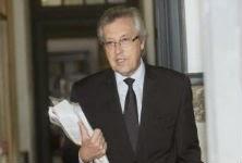El presidente del TSXG, Miguel Ángel Cadenas.