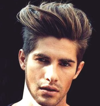 fashionsizzlers men's hairstyles for medium length hair