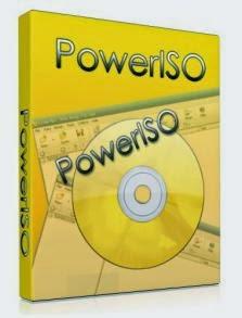 PowerISO 6.2 Multilingual Full Crack
