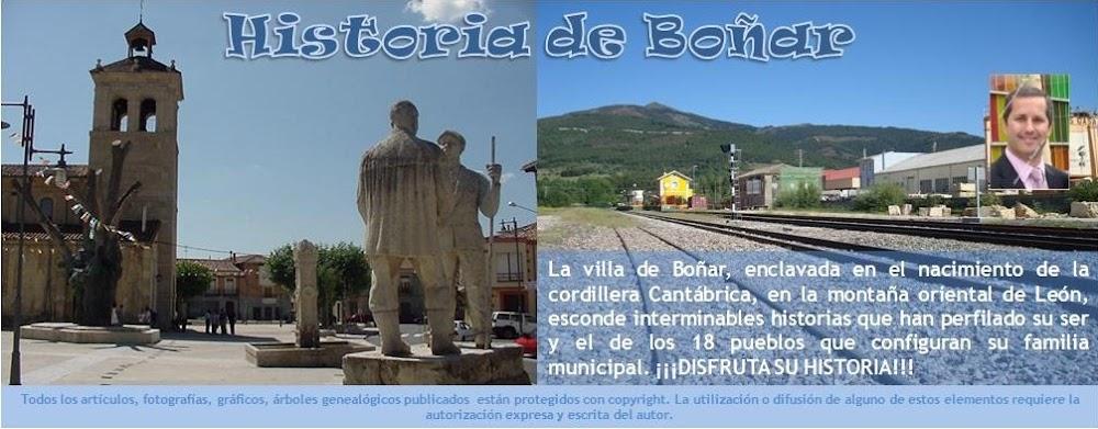 Historia de Boñar (León-España)