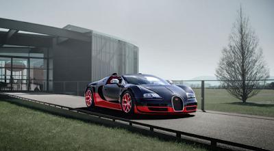 2016 Bugatti Veyron 16.4 Grand Sport Vitesse Specs