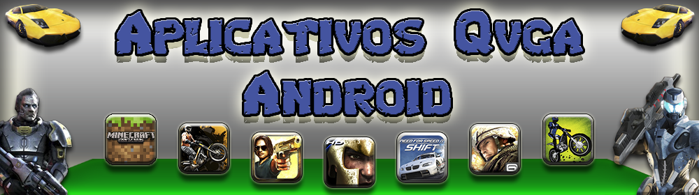 aplicativos qvga android