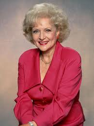 Betty White Cool