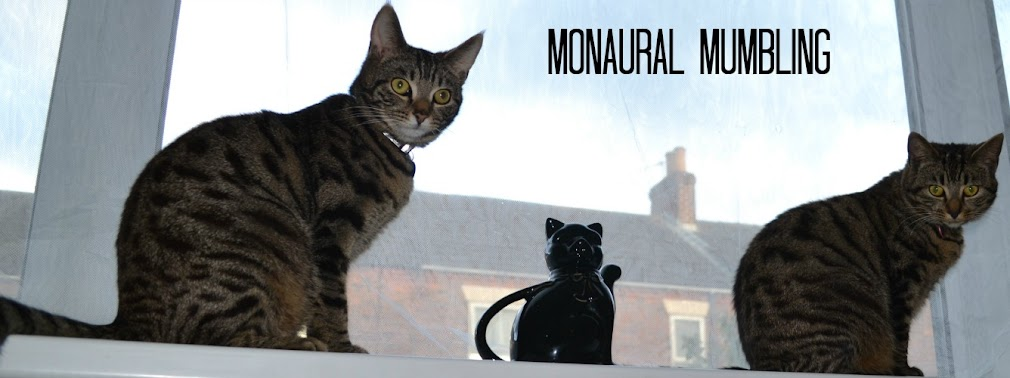 monaural mumbling