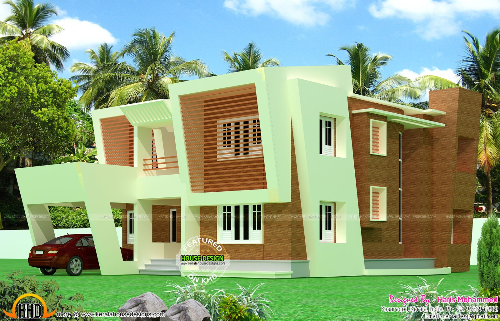 Box type house designs house design for House plans under 150k
