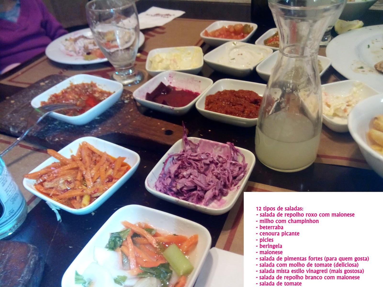 onde comer em Israel