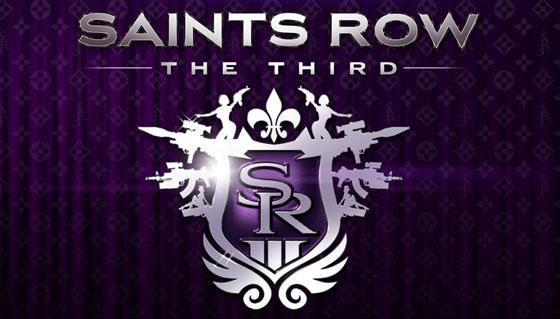 Saints Row The Third ReviewSaints Row Logo