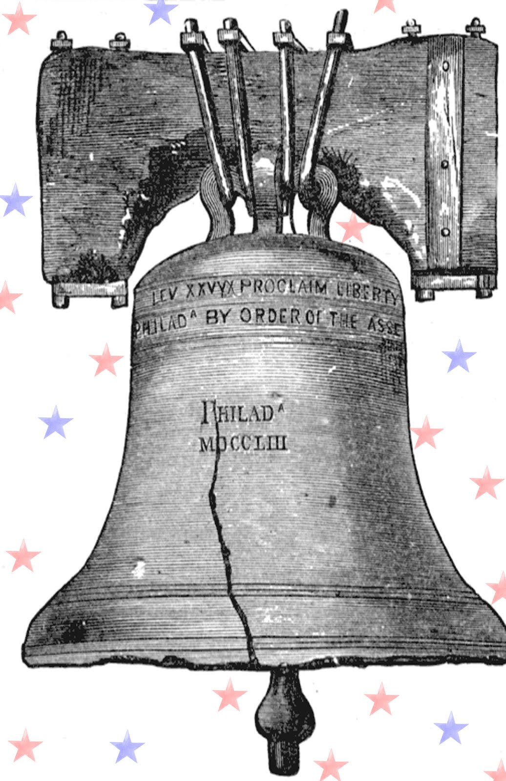The Liberty Bell For What You Lack Thats How It Will Be