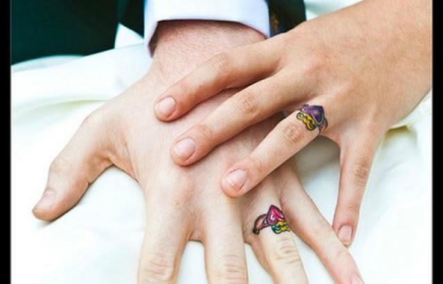 Tatuajes para compartir en pareja - Imagui