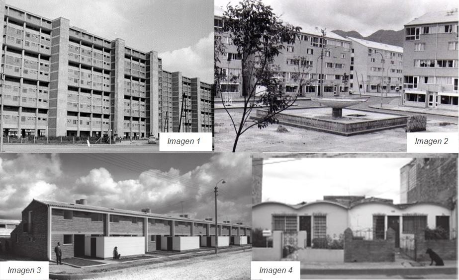 Historia de la arquitectura moderna conjunto habitacional for Arquitectura moderna en colombia