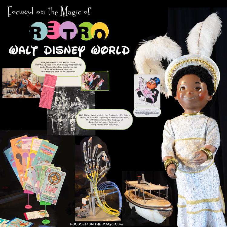 Disney Wordless Wednesday Blog Hop ~  Retro